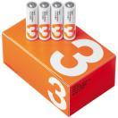 アスクル アルカリ乾電池 単3形 1箱(40...