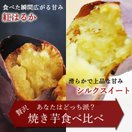 焼き芋 シルクスイート 紅はるか 1kg やきいも さつまいも 予約 セット 国産 茨城 ギフト