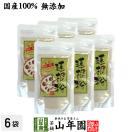 健康食品 蓮根粉 100g×6袋セット 国産 無...