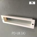 中西産業 ドア用郵便ポスト用 ガイド  PO-UK(A)