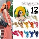 帽子 レディース UV  麦わら帽子 レディース つば広帽子 ストローハット 女優帽 リボンスカーフ UV リゾート