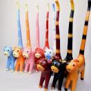 アジアン雑貨 バリ雑貨 ♪しっぽネコのトイレットペーパーホルダー(各8色)♪ 置物 オブジェ 木製 エスニック