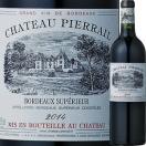 (赤ワイン・フランス・ボルドー)シャトー・ピエライユ 2014 wine