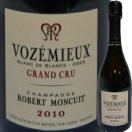 (シャンパン・フランス・シャンパーニュ)ロベール・モンキュイ・ブラン・ド・ブラン・ヴォゼミュー・エクストラ・ブリュット・グランクリュ 2010 wine