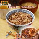 吉野家 冷凍牛丼の具10袋+うなぎ(刻み)1袋2食セット