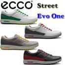 日本正規品 2014年 ECCO(エコー)GOLF STREET EVO ONE ゴルフストリートエヴォワン  スパイクレス ゴルフシューズ 150204