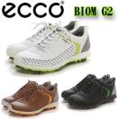 日本正規品 2015年 ECCO(エコー)BIOM GOLF G2 バイオム G2 スパイク ゴルフシューズ 130614