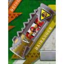 獣電戦隊キョウリュウジャー 獣電池09 2:V.ダイレンジャー バンダイ ガチャポン