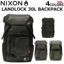 NIXON ニクソン LANDLOCK2 ランドロック2 リュック リュックサック バックパック デイパック バッグ メンズ レディース C1953