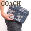 コーチ バッグ メンズ COACH セカンドバッグ クラッチバッグ ハワイアン 65299F11 ...