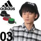 adidas アディダス メルトン バケット ハット