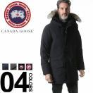 カナダグース CANADA GOOSE ファーフード ダウンジャケット ブルゾン LANGFORD PARKA CG2062M ラングフォード パーカ ブランド ギフト プレゼント