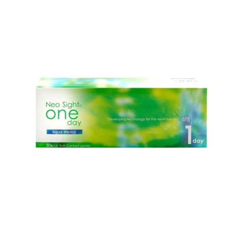 アイレ ネオサイトワンデーアクアモイスト 30枚入り 1箱の商品画像|ナビ