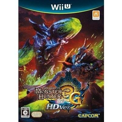 【Wii U】カプコン モンスターハンター3(トライ)G HD Ver.の商品画像|ナビ