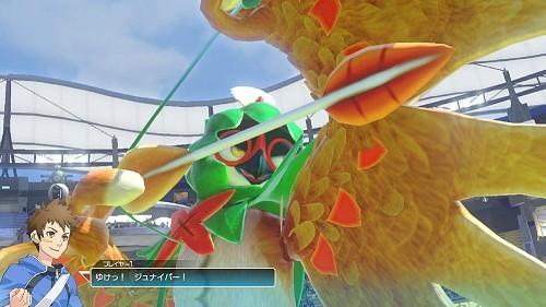【Switch】ポケモン ポッ拳 POKKEN TOURNAMENT DXの商品画像|3