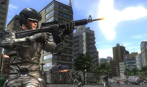 【PS4】 地球防衛軍4.1 THE SHADOW OF NEW DESPAIR [PlayStation Hits]の商品画像|2