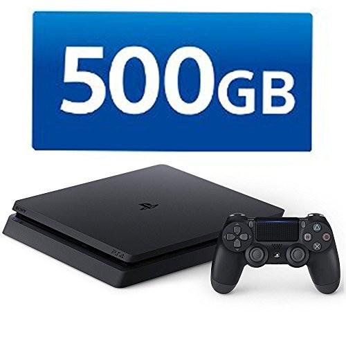 PlayStation4 ジェット・ブラック 500GB CUH-2200AB01の商品画像|2