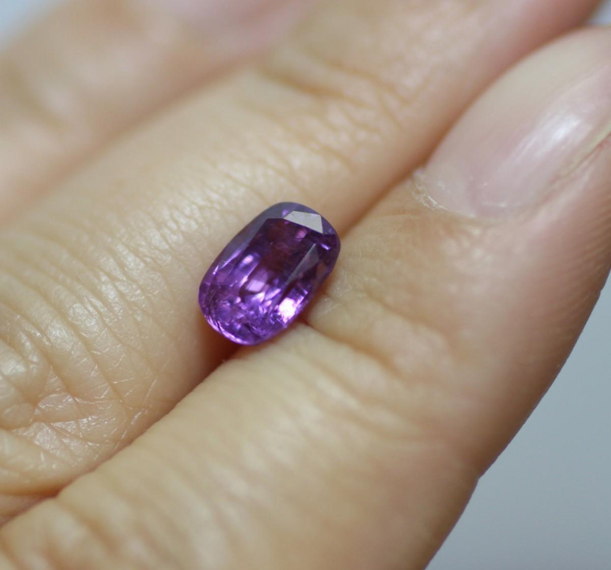 パープルサファイア PurpleSapphire