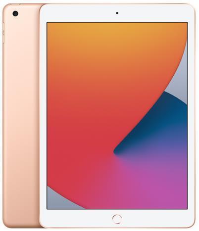 iPad 10.2インチ Wi-Fi 32GB ゴールド 2020年モデルの商品画像|ナビ