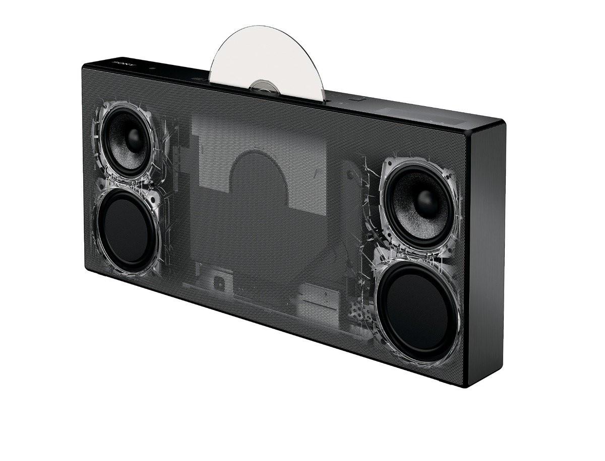 マルチコネクトコンポ CMT-X7CD(B) ブラックの商品画像|4