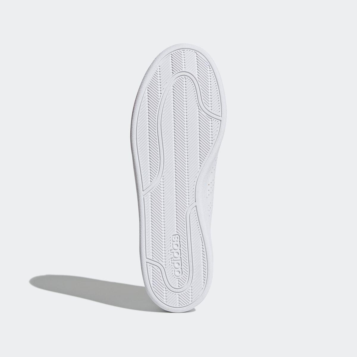 アディダス クラウドフォーム バルクリーン アドバンテージ クリーン AW3914(ランニングホワイト)の商品画像 3