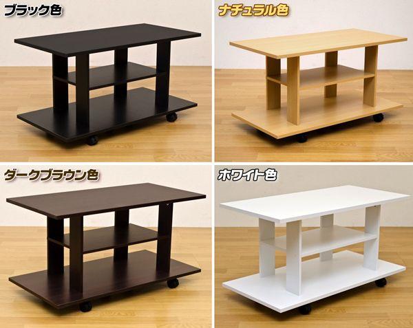 テレビ台 幅80cm テレビボード TV台 TVボード AVラック - エイムキューブ画像3