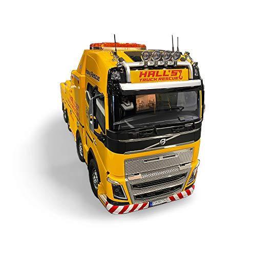 タミヤ 1/14RC ボルボ FH16 グローブトロッター 750 8x4 レッカートラック 56362の商品画像 ナビ