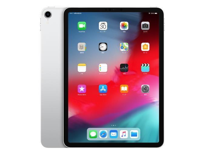Apple iPad Pro 11インチ Wi-Fi 64GB シルバーの商品画像 ナビ