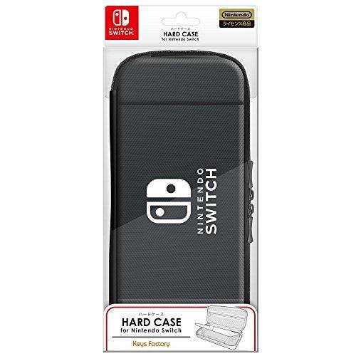 キーズファクトリー ハードケース for Nintendo Switch NHC-001の商品画像|ナビ