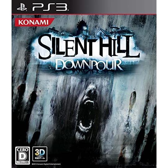 【PS3】コナミデジタルエンタテインメント SILENT HILL: DOWNPOUR(サイレントヒル ダウンプア)の商品画像|ナビ