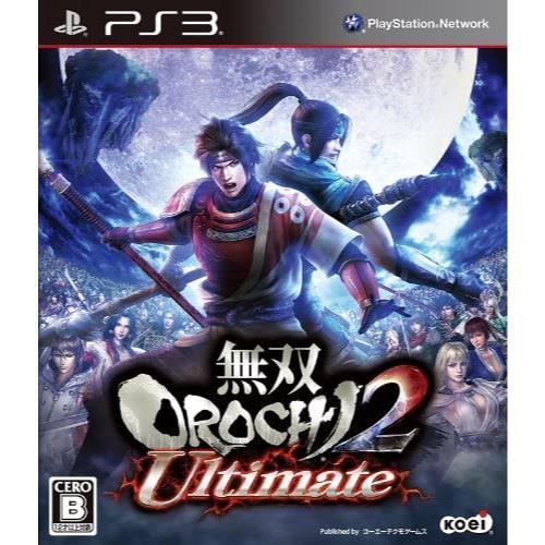 【PS3】コーエーテクモゲームス 無双OROCHI 2 Ultimateの商品画像 ナビ