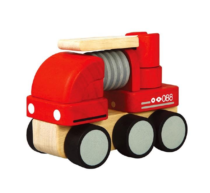 ミニ消防車 6320の商品画像 ナビ