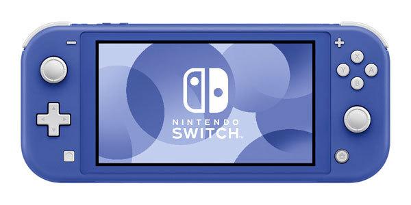 Nintendo Switch Lite ブルーの商品画像 ナビ