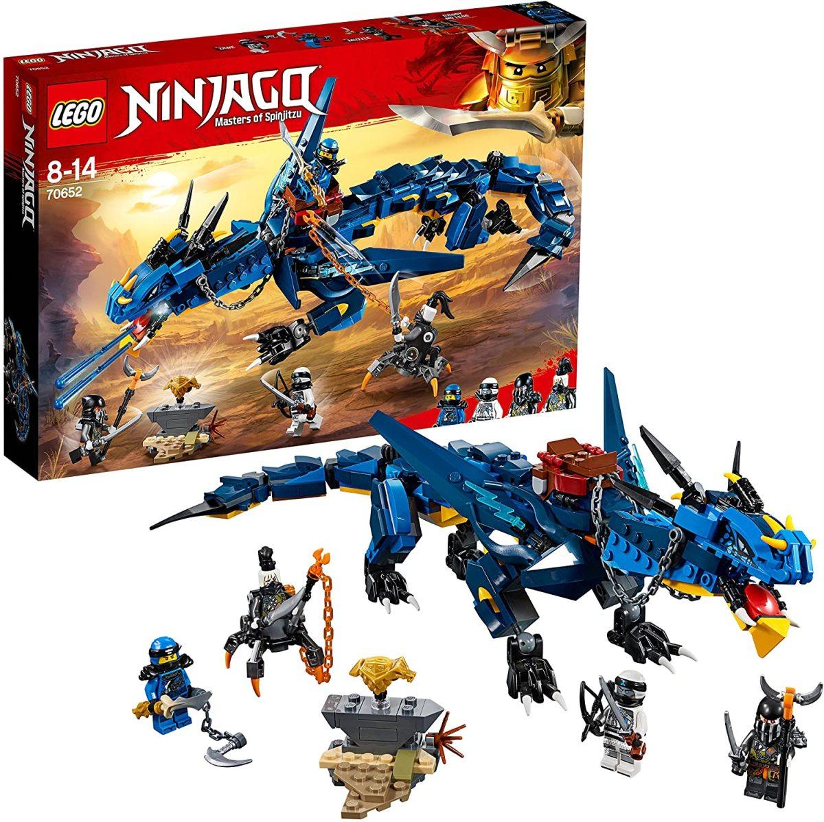 レゴジャパン 70652 ジェイとイナズマ・ドラゴンの商品画像|ナビ