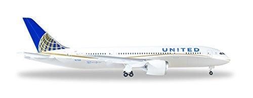 ヘルパウィングス 787-8 ユナイテッド航空 N27908(1/500スケール 523837-002)の商品画像|ナビ