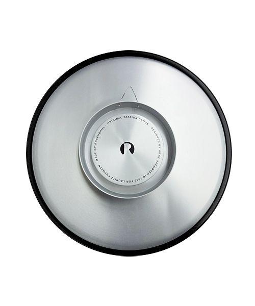 ローゼンダール コペンハーゲン アルネ・ヤコブセン 掛け時計 ステーションクロック 43633 210mmの商品画像|4