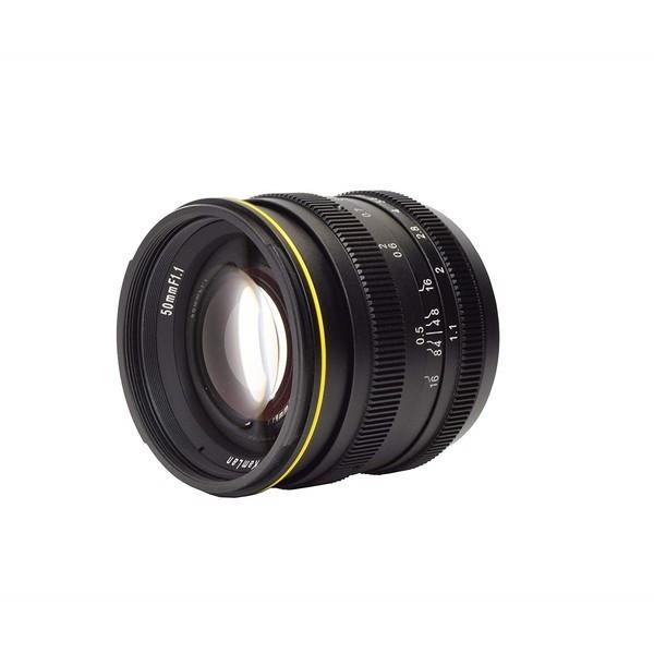 KAMLAN FS 50mm F1.1 Sony Eの商品画像|2