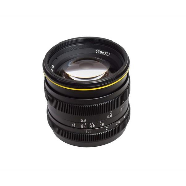 KAMLAN FS 50mm F1.1 Sony Eの商品画像|3