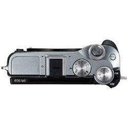 キヤノン EOS M6 ボディ(シルバー)の商品画像 3