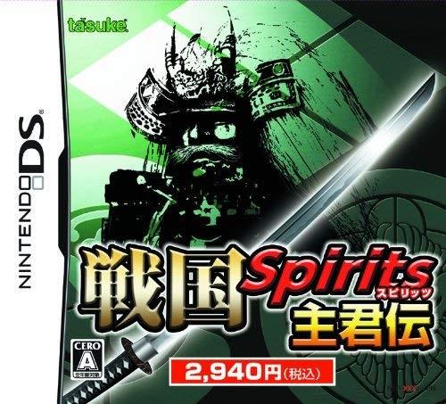 【DS】 戦国SPIRITS 主君伝の商品画像 ナビ