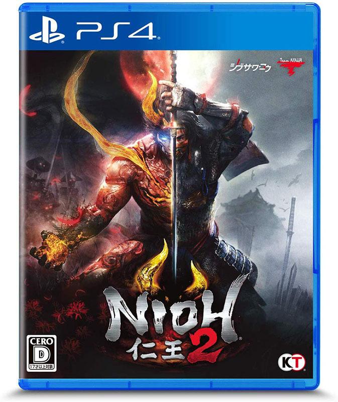 【PS4】 仁王2の商品画像|ナビ