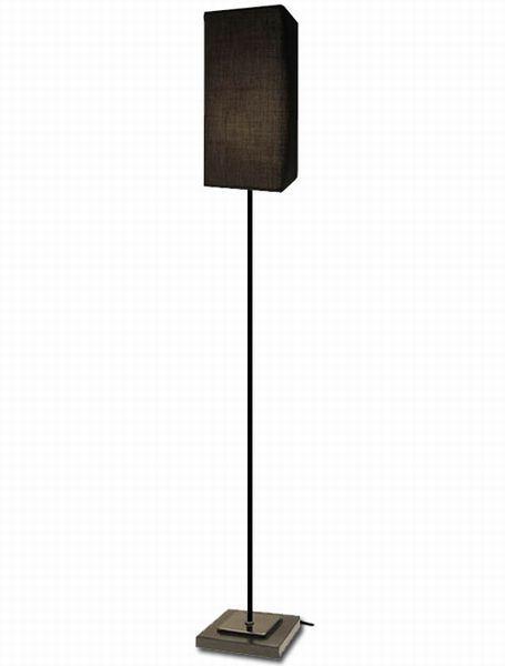 セリエブラック フロアランプ