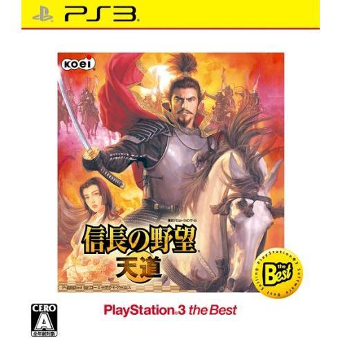 【PS3】コーエーテクモゲームス 信長の野望・天道 [PS3 the Best]の商品画像|ナビ