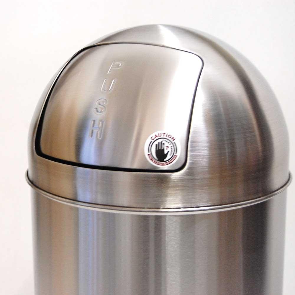 ダストビン タンボール 30L K555-425-30 (サテンフィニッシュ)の商品画像|4