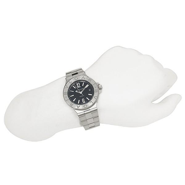 2c7155c0ed45 ブルガリ 腕時計 BVLGARI メンズウォッチ ディアゴノ クラシック ...