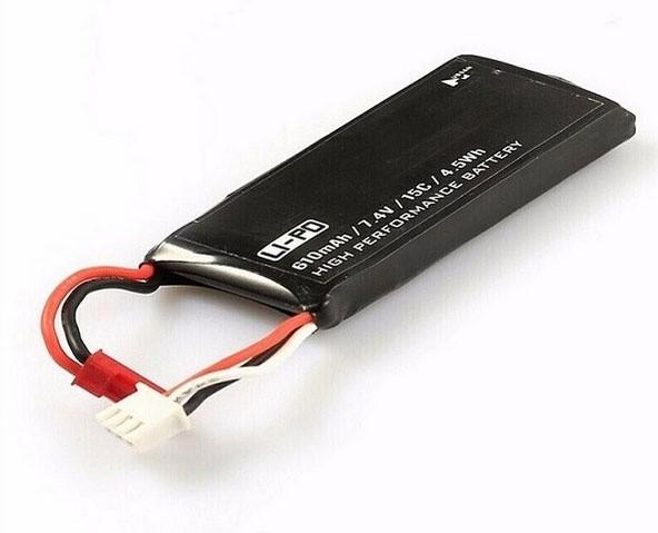 ハイテック Li-Po バッテリー 7.4V(2S)610mAh(X4 DESIRE) H502-16の商品画像|ナビ