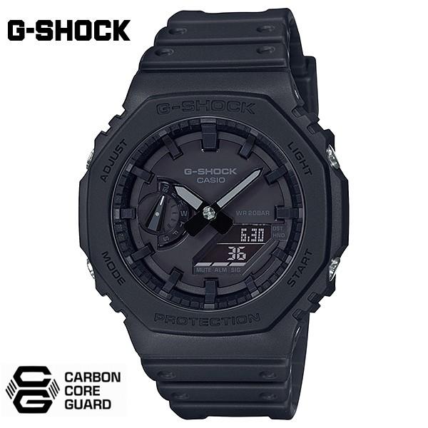G-SHOCK GA-2100-1A1JF (ブラック)の商品画像|ナビ