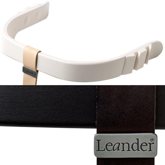 リエンダー ハイチェア セーフティーバー(ブラック)の商品画像|3