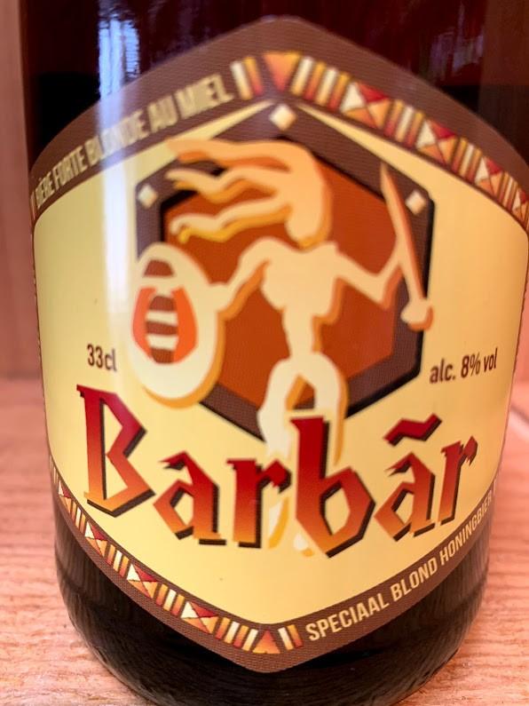バルバール 330ml 瓶 1本の商品画像|2