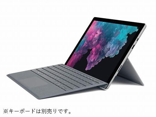 マイクロソフト Surface Pro 6 LGP-00017の商品画像 3